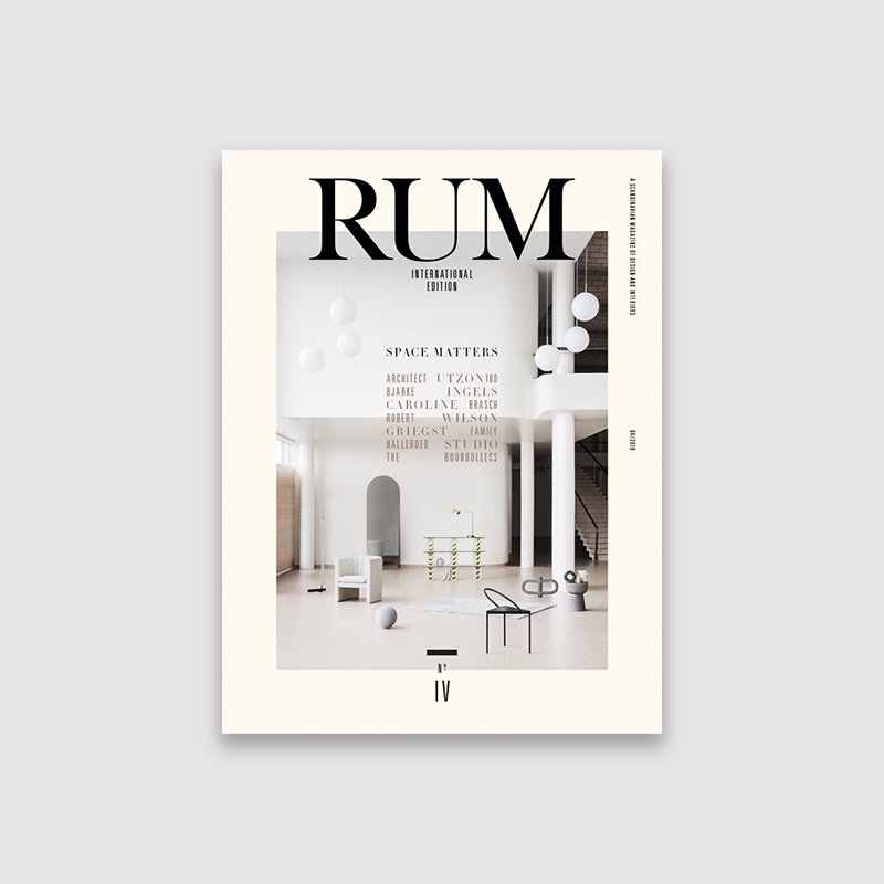 11. Rum International - This one delivers directly to the shop, and we all share excitement upon its arrival! RUM is a brand and a point of reference in its own right, and an authority when it comes to style, design, and architecture. RUM is rooted in the Scandinavian way of life, so there is a clear focus on the Danish design heritage while still having a truly international scope that uncovers new trends and tendencies.View