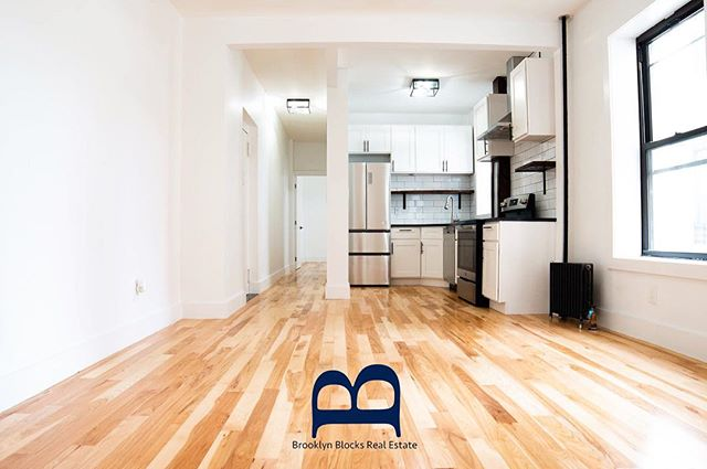 New 2 bedroom available steps from Prospect Park!