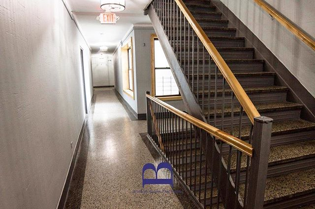 Its all in the details, these stairs could lead to your new 3 bedroom in Crown Heights 🌞. Link in bio