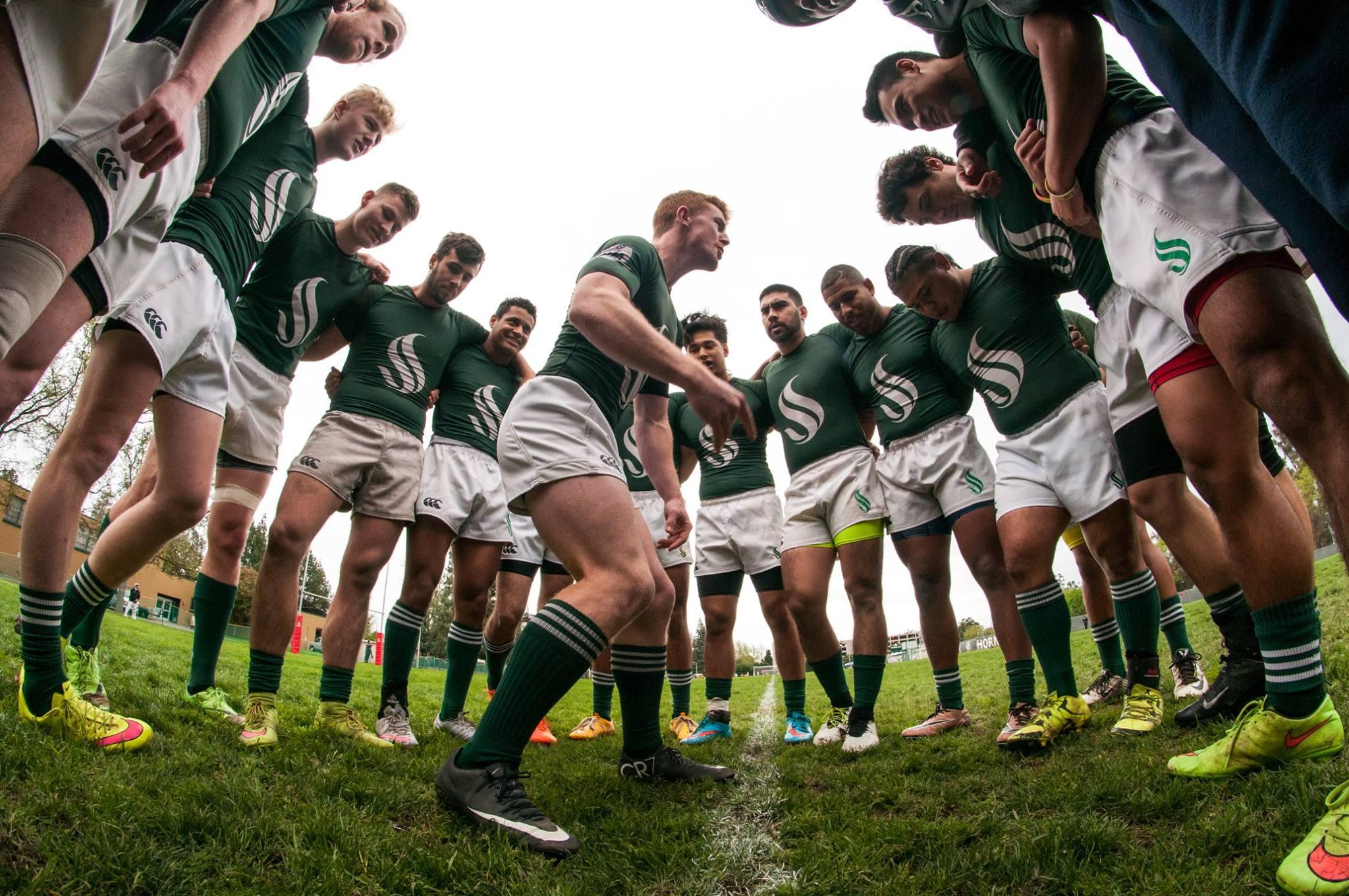 Sacramento State Rugby 2016.