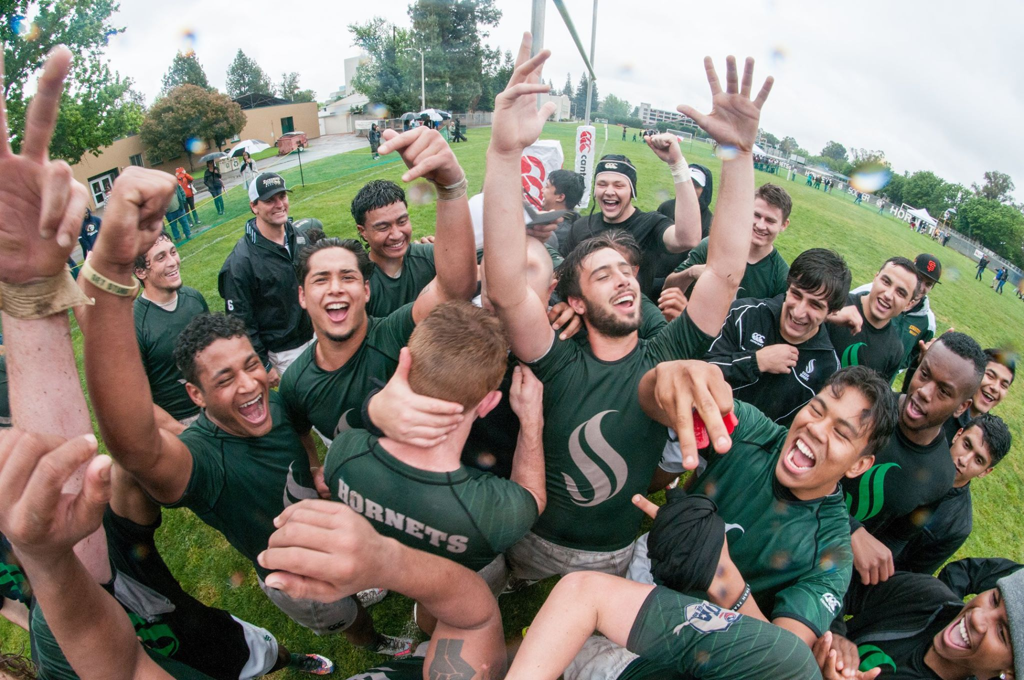 Sac State Rugby considers itself at team before anything else.