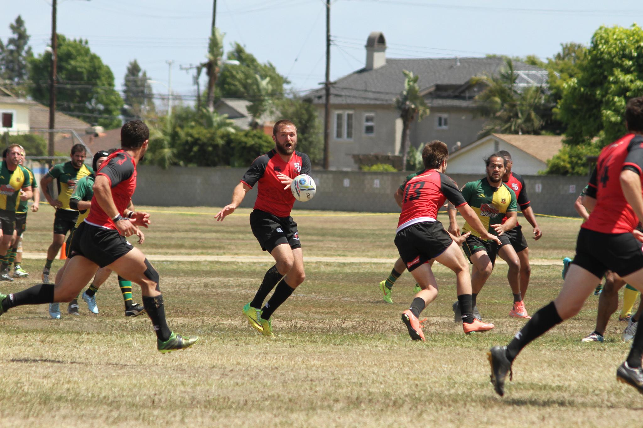 Ventura vs HB 2016 SCRFU Championship Game. Photo Michael Zubach.