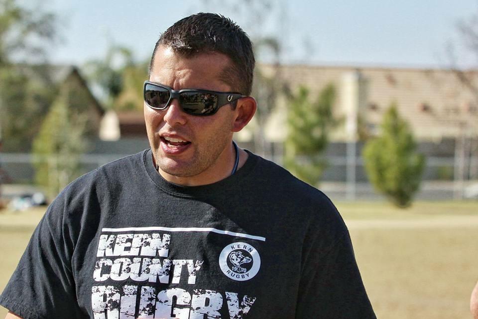 Kern County Coach Wicus Postma