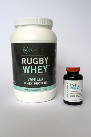 Rugby Nutrition by Ruck Science for Ruggers!