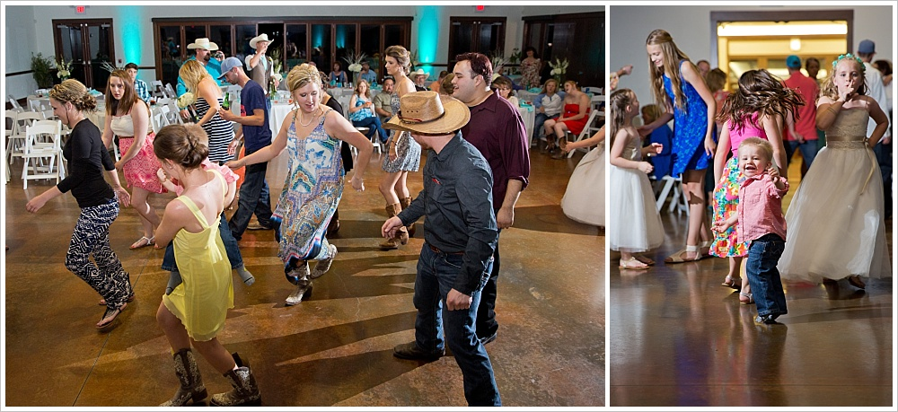 dancing at reception | Carleen Bright Arboretum wedding venue in Woodway, TX | Jason & Melaina Photography