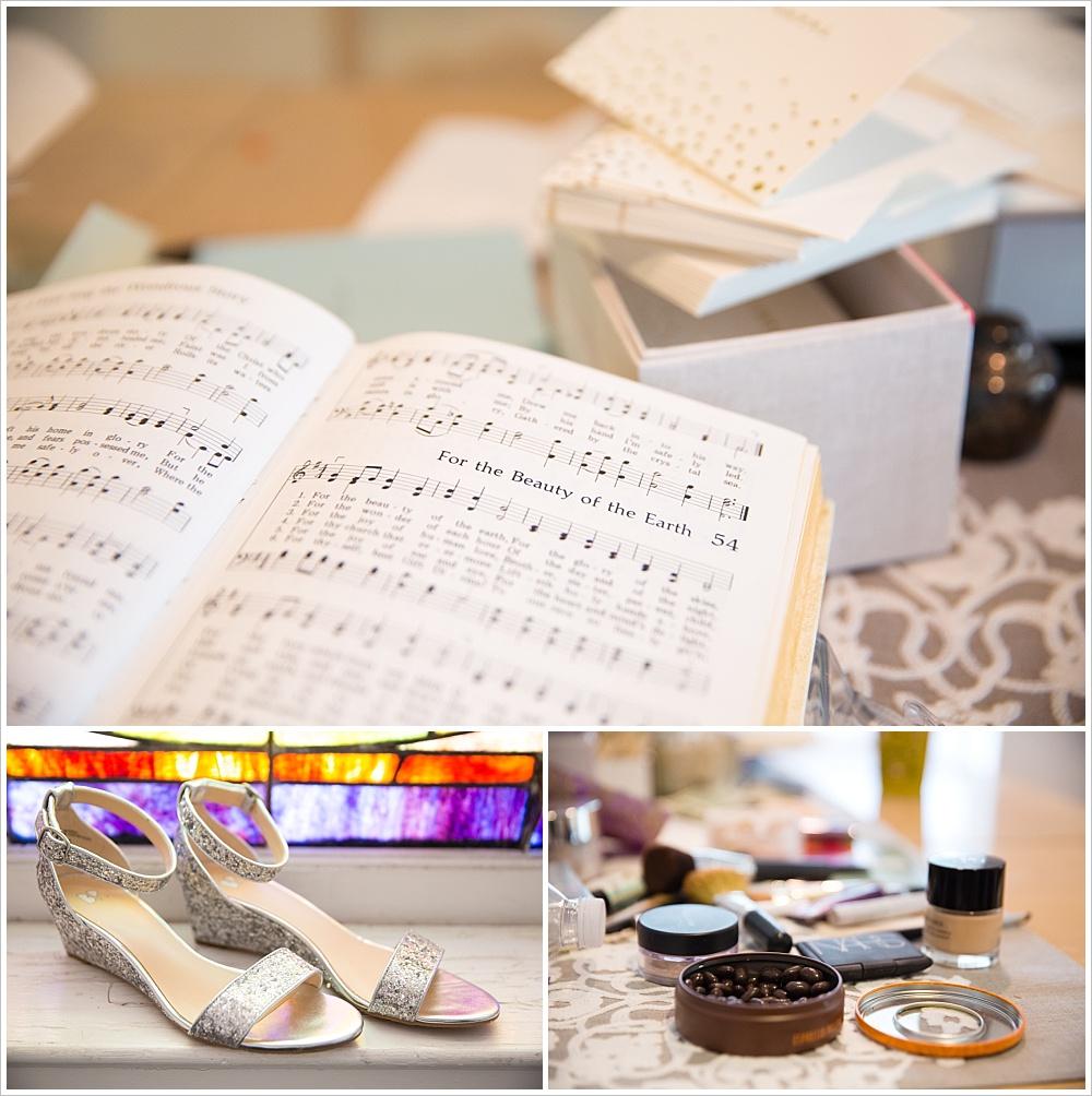 bridal details | Calvary Baptist Church, Waco, TX | Jason & Melaina Photography