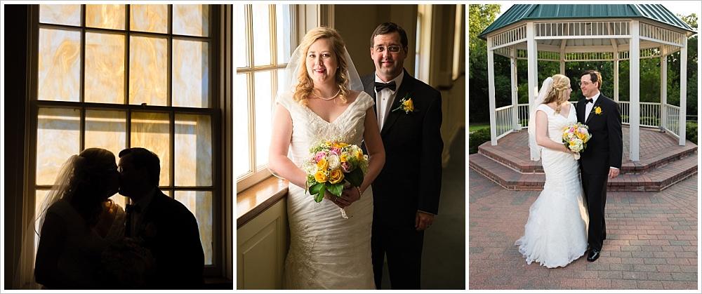 bride and groom | Calvary Baptist Church, Waco, TX | Jason & Melaina Photography