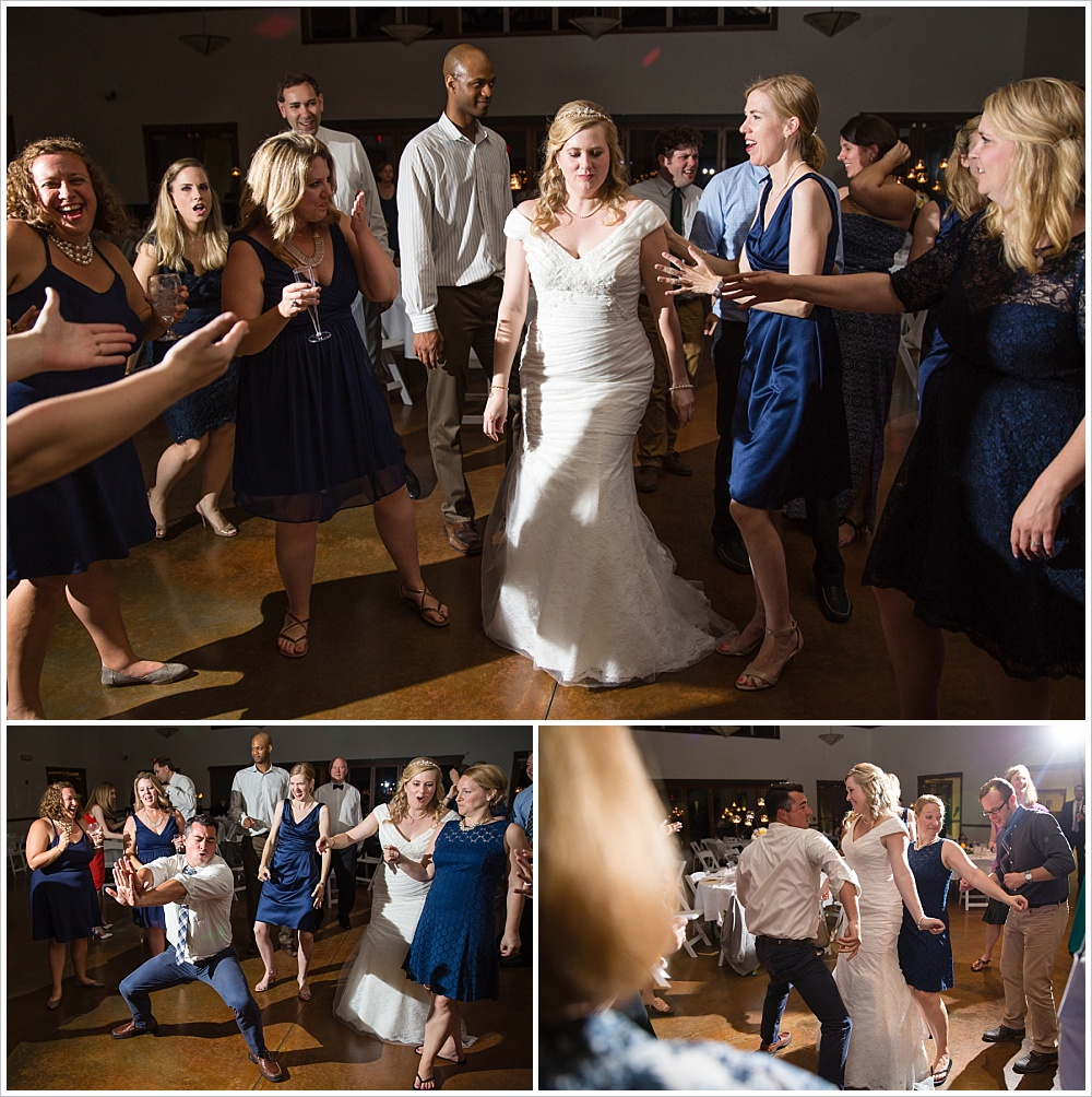 dancing at reception | Carleen Bright Arboretum, Woodway, Texas | Jason & Melaina Photography