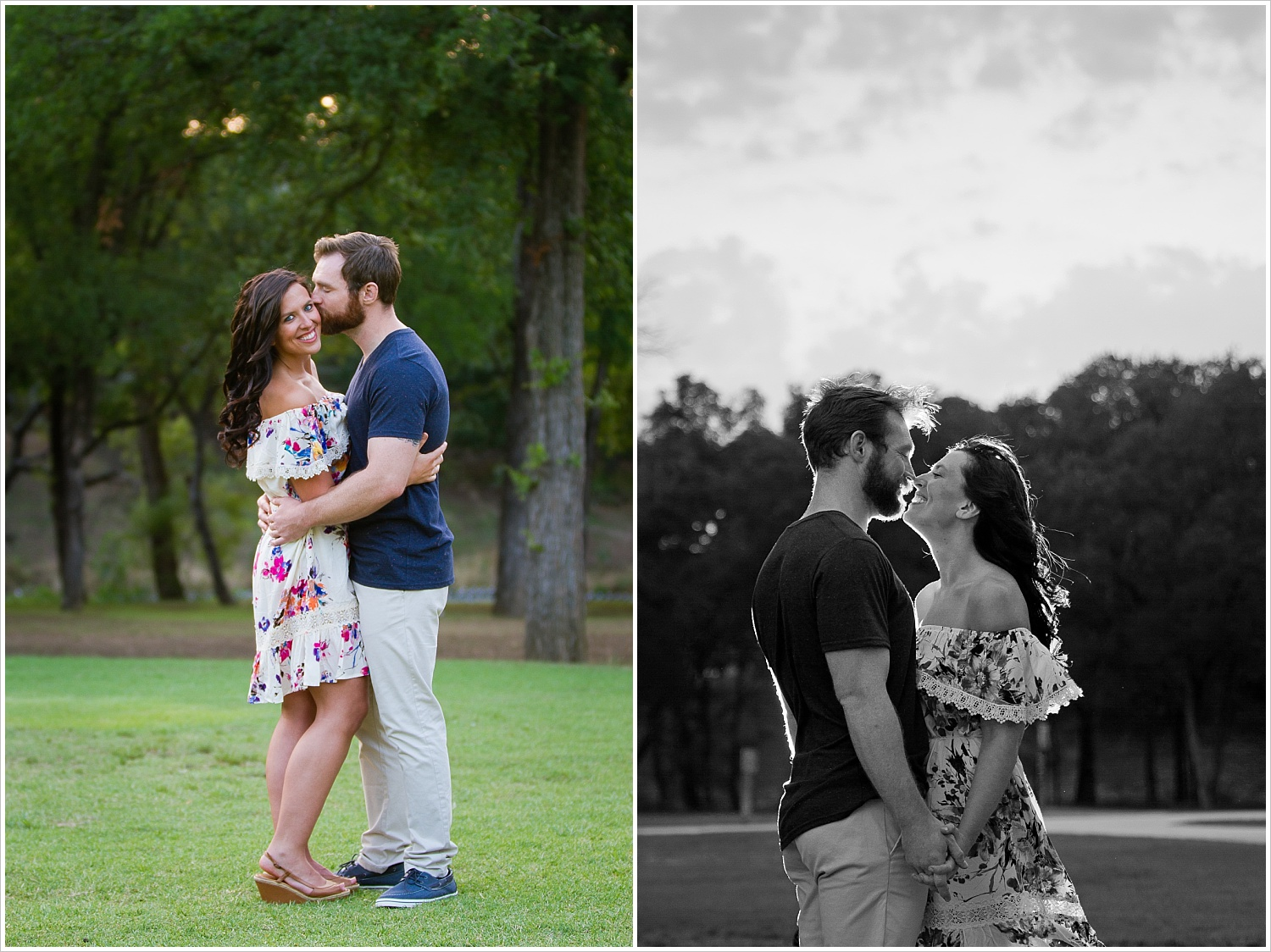 Tips on how to dress for your engagement portraits, Jason & Melaina Photography, Texas Wedding Photographers
