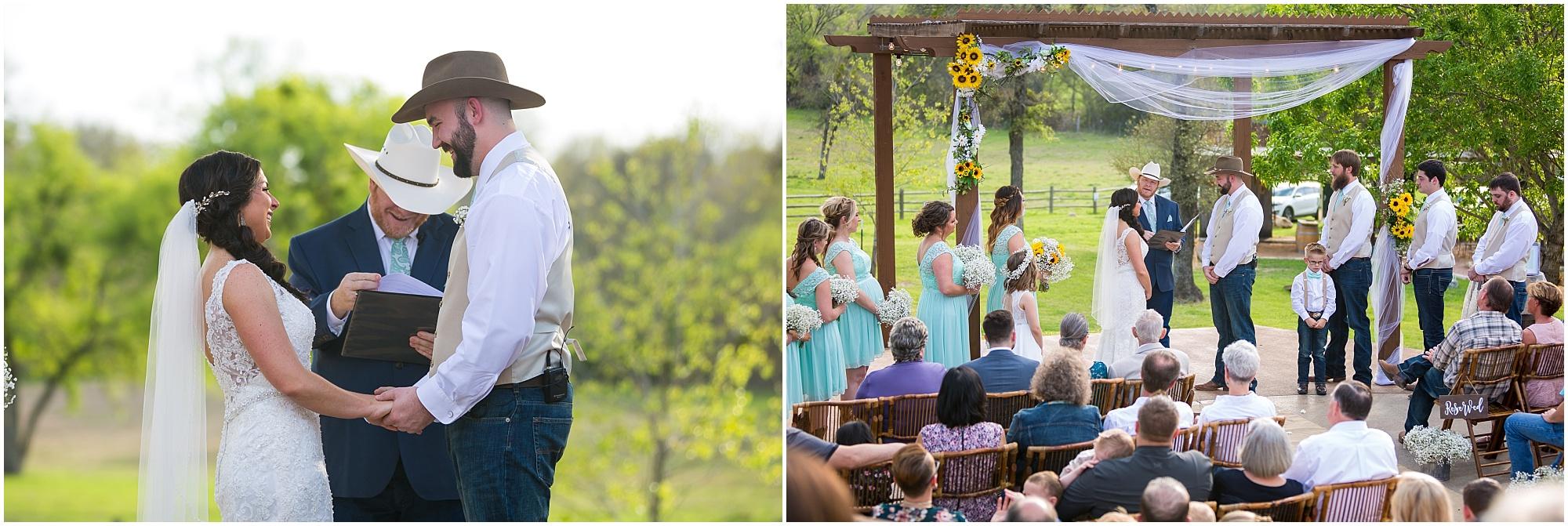 Rustic wedding at Peacock River Ranch - Jason & Melaina Photography - www.jasonandmelaina.com