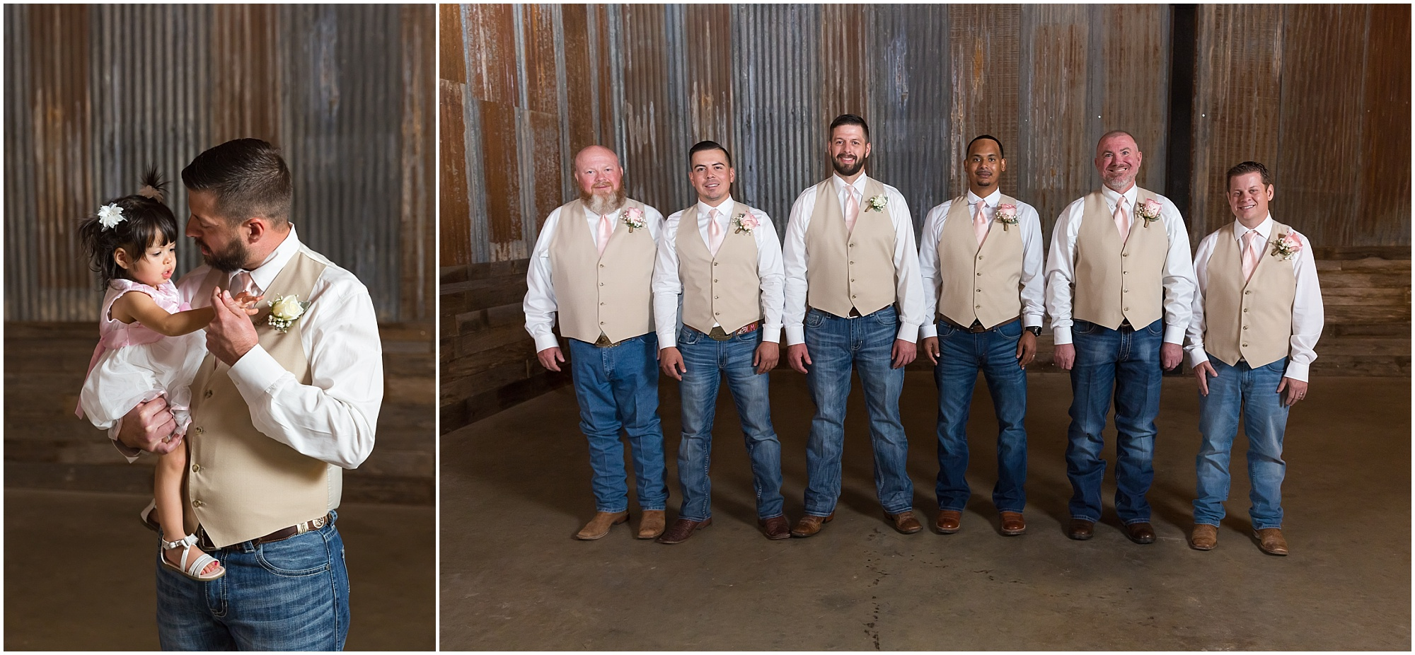 Rustic wedding at Rustic Acres in Belton, Texas - Jason & Melaina Photography - www.jasonandmelaina.com