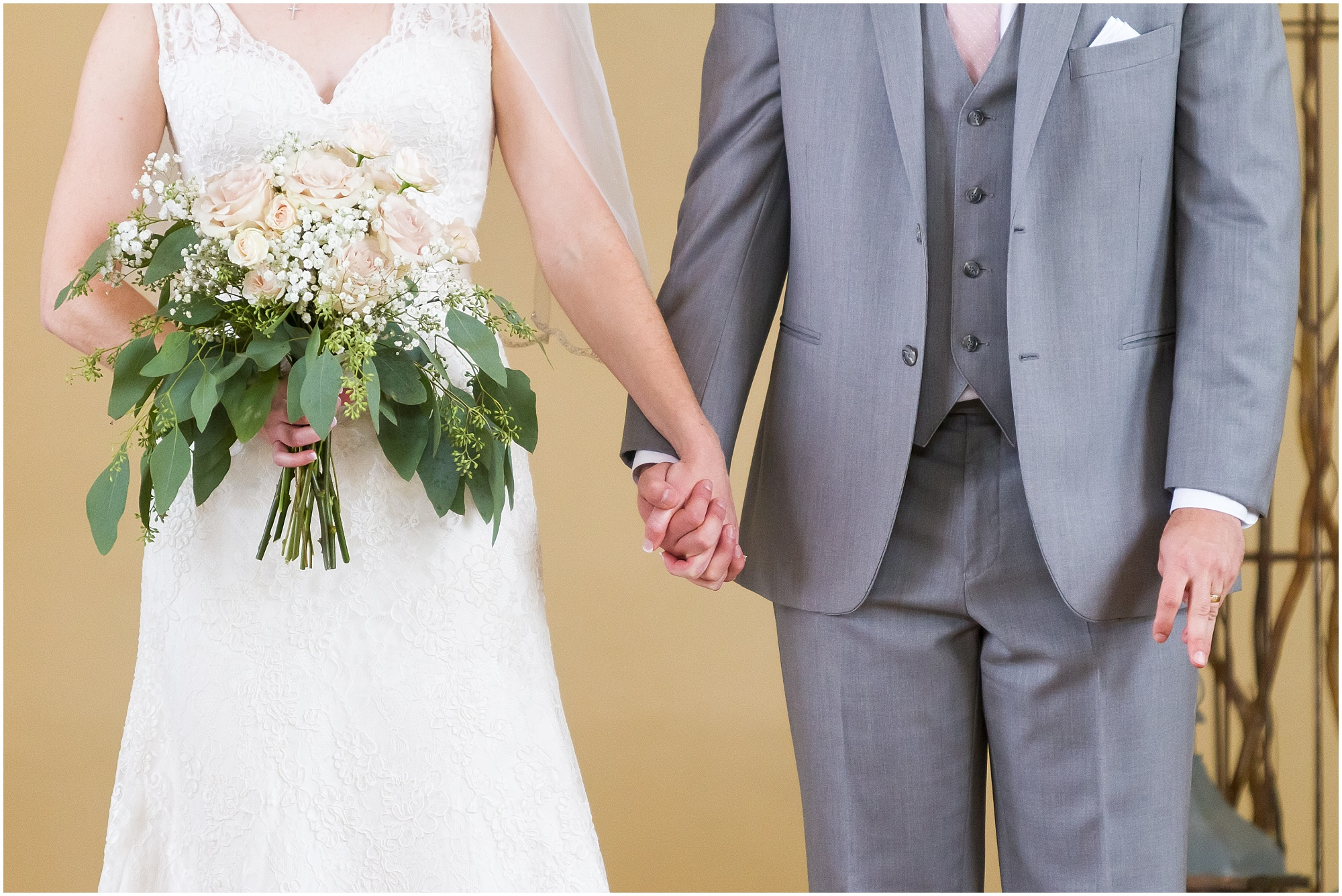 Classic church wedding at The Chapel at Meyer Center in Waco, Texas - Jason & Melaina Photography - www.jasonandmelaina.com