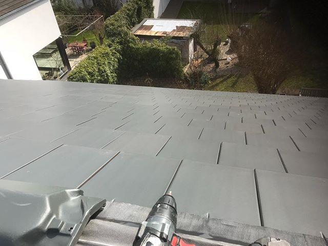 Flachziegel Steildach #zimmerei #zimmereiwildt #roofer #dachdecker #walther #stylist #dach #carpenter #schön #view #ausblick #holzbau #sinnersdorf #pulheim #zimmerer