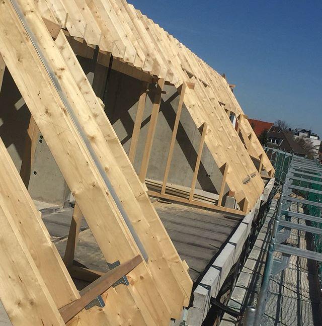 Auch bei unserem Projekt in Köln-Lindenthal kommen wir gut voran