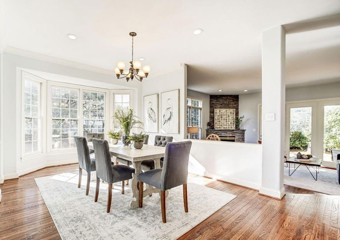 Copy of Arlington Virginia Dinning Room