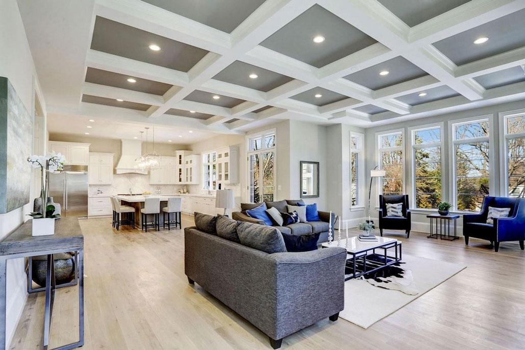 Luxury Home Staging in McLean, VA