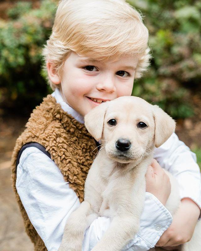 Are you even kidding me with this duo? ❤️❤️❤️ #fujifilm #fujifilm_xseries #fujifilmxt2 #mastinlabs #letthekids #littlebellows #thebloomforum #childhoodunplugged #beyondthewanderlust #inbeautyandchaos #subject_light #thephotographerwithin #lifewellcaptured #dogs #dogsofinstgram #dogsofinsta #dogs_of_instagram #dogstagram #dogsofig #dogsrule #labradorretriever #labpuppy