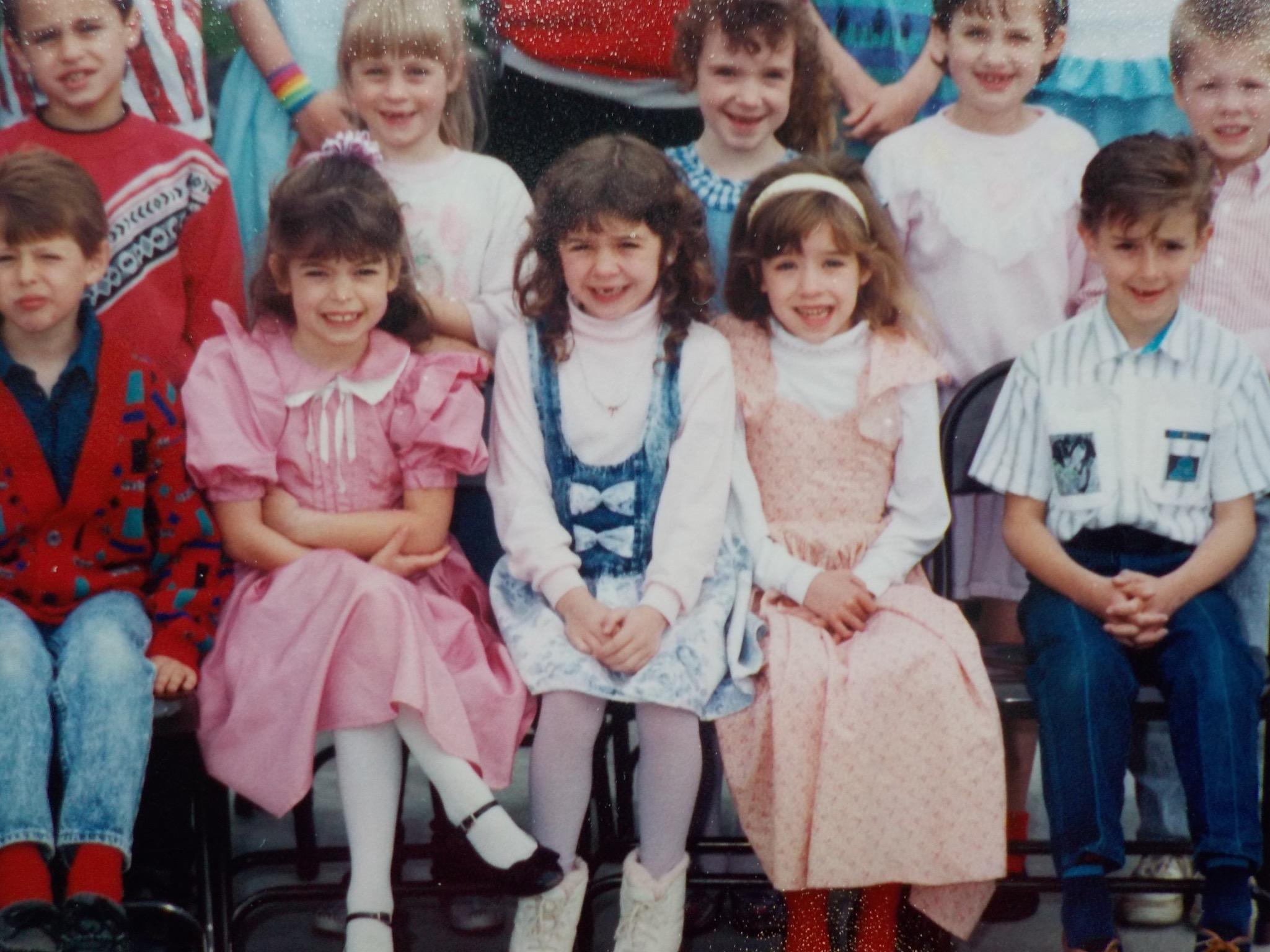 1992 | Iris Scott in Barbara Quirie's class
