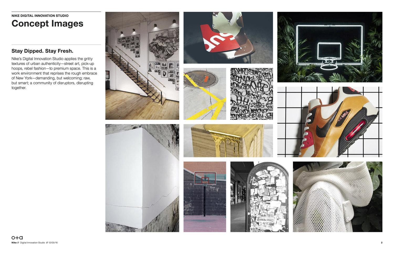 Enfermedad Mitones Recordar  Nike Digital Innovation Studio, New York | 5,000 SF — Tari Pelaez-Czech