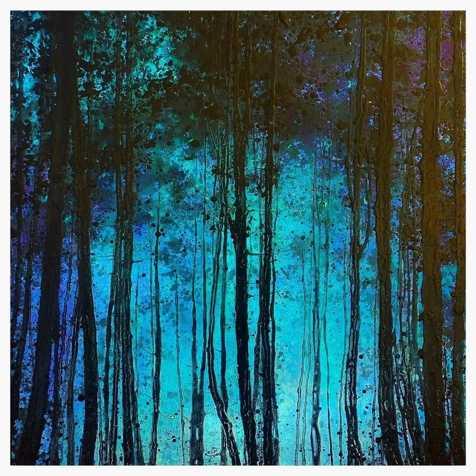 """Swimming in Forest 