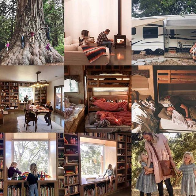 "I may not have chosen these exact nine pictures myself but it encapsulates our year so well. Saying goodbye to camper living after two years, moving into our new home after renovating for almost a year, homeschooling, traveling, and spending as much time together as possible. God has been so gracious and kind, walking with me through challenges and giving me all the beautiful relationships I have in my life. I start 2019 with confidence because I know who is in complete control. For years I have chosen a bible verse to meditate on for the year and this is mine for 2019: ""For the Lord God is a sun and shield; the Lord bestows favor and honor. No good thing does he withhold from those who walk uprightly. O Lord of hosts, blessed is the one who trusts in you!"""