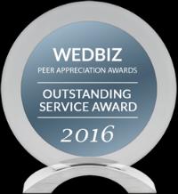 Outstanding Service Award Winning Calgary Wedding Invitation Invite