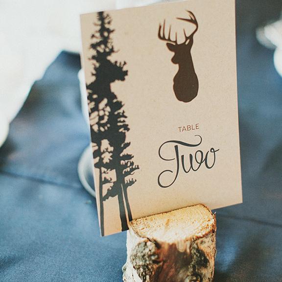 Rustic_Kraft_Deer_Elegant_Wedding_Table_Number_Canmore_Banff_Calgary_Edmonton.jpg