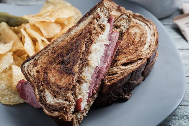 FOOD FIGHT!  Corned Beef vs Turkey!  How do you like YOUR Reuben?! Comment below! #foodfight