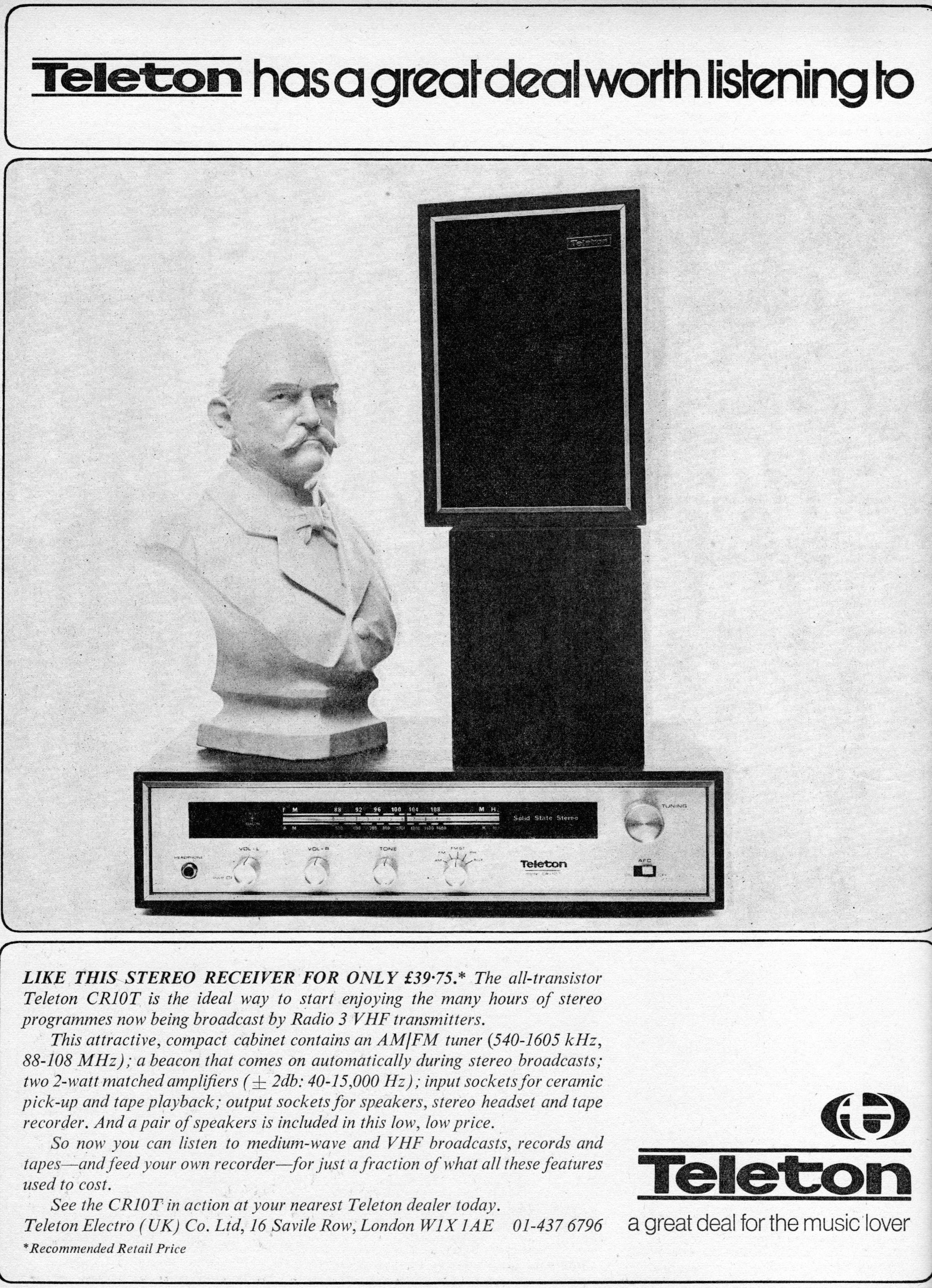 Teleton CR10T Advert (1971).jpg