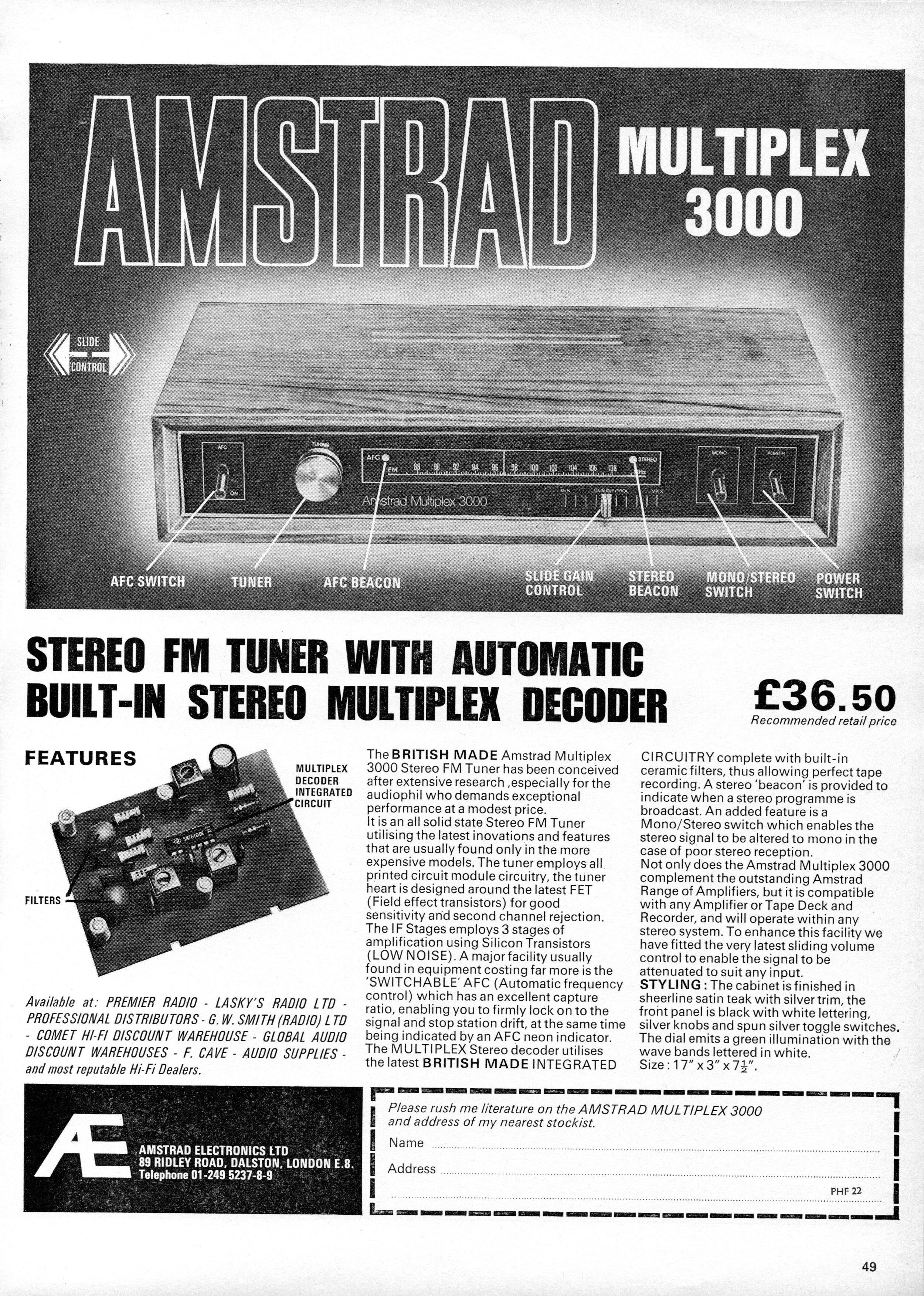 Amstrad Advert Multiplex 3000 1972.jpg