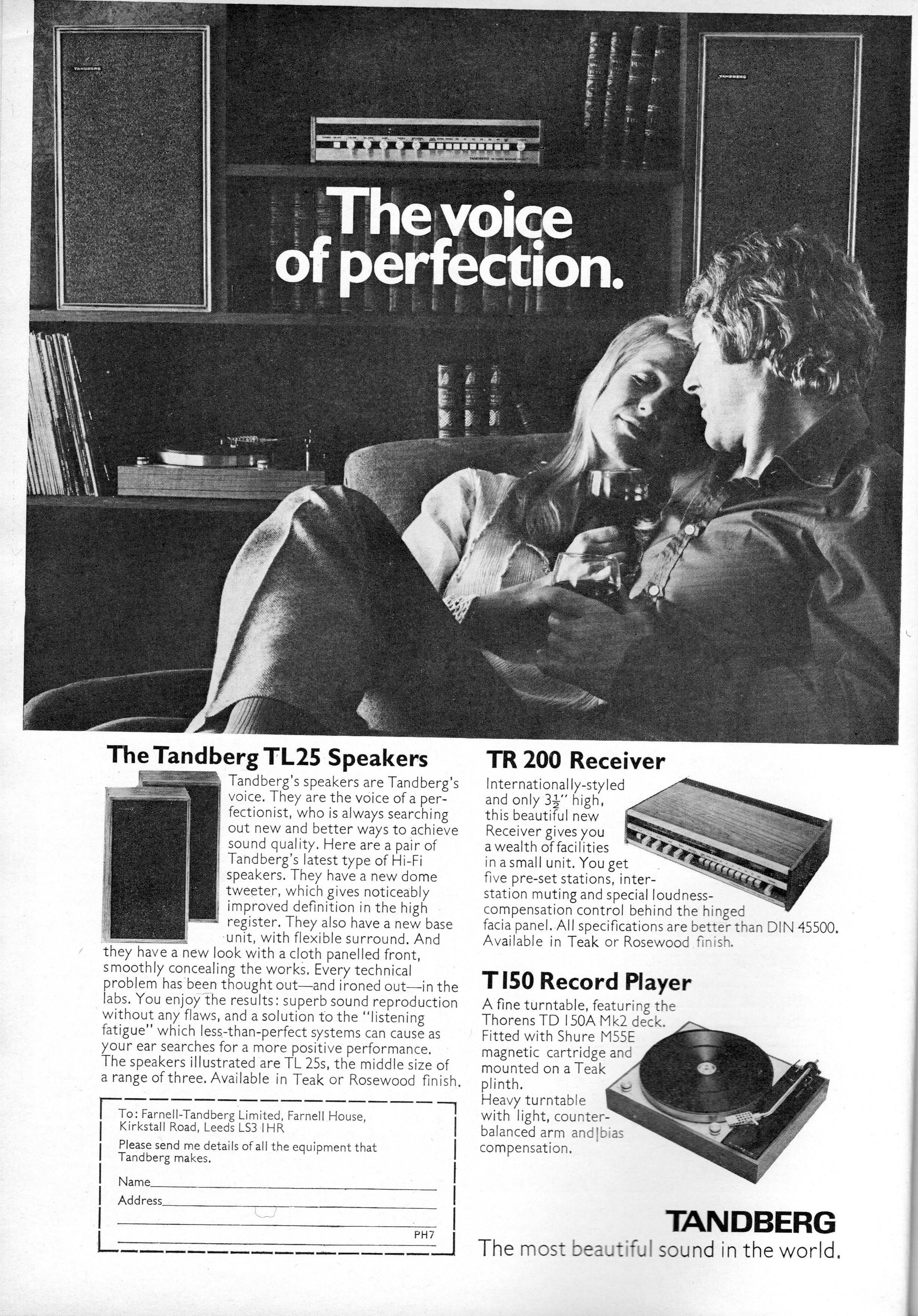 Tandberg Advert TL25_TR200_T150 1972.jpg
