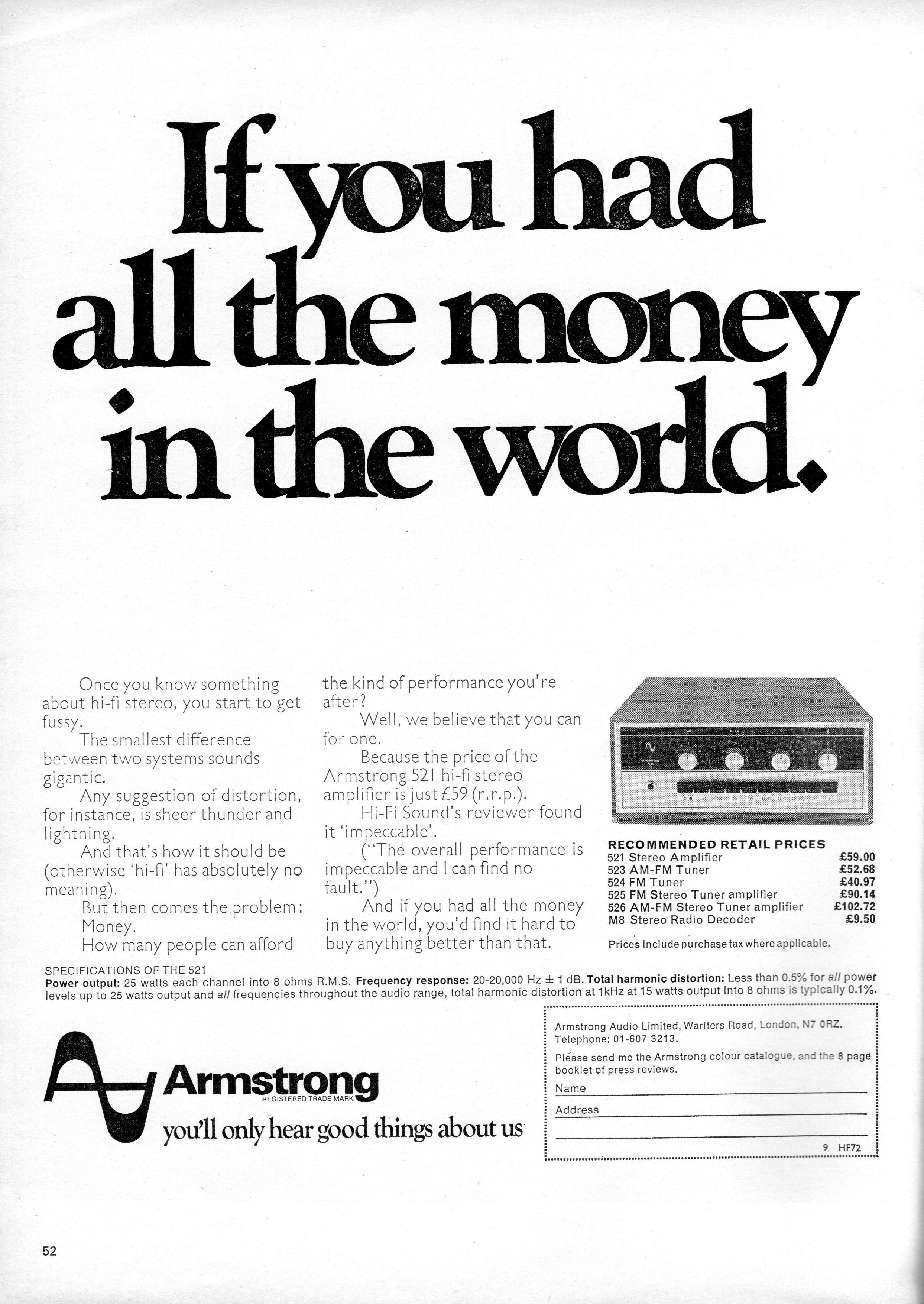 Armstrong Advert 1972.jpg