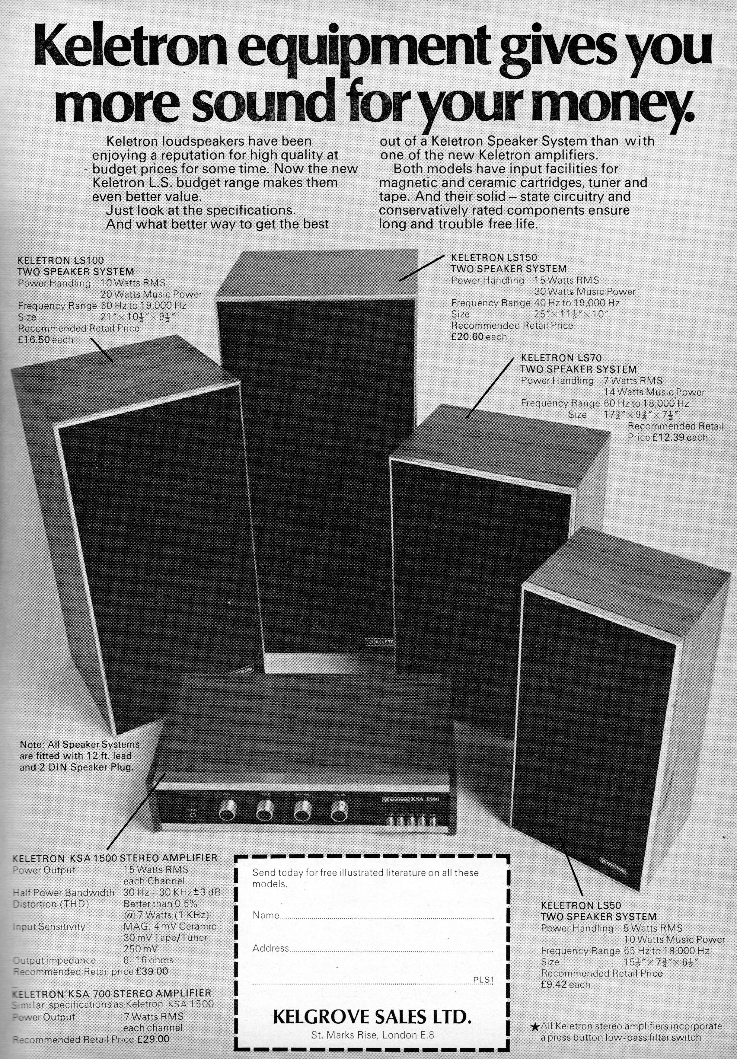 Keletron Advert 1972.jpg