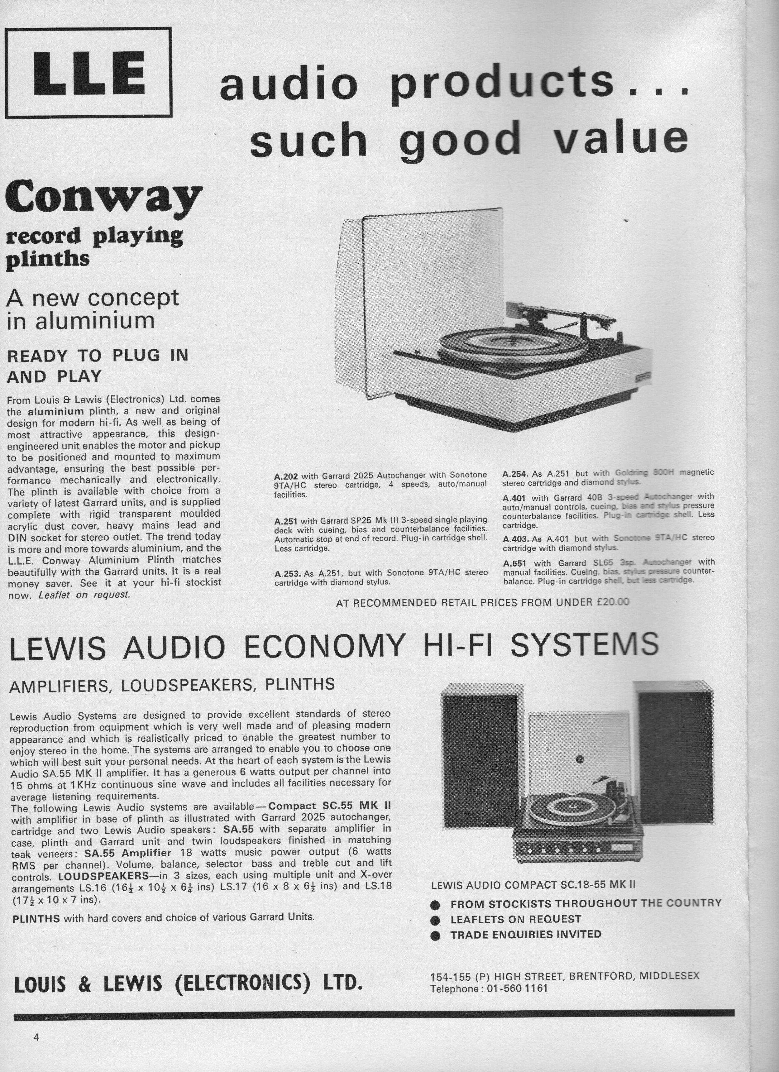 LLE Advert 1971.jpg