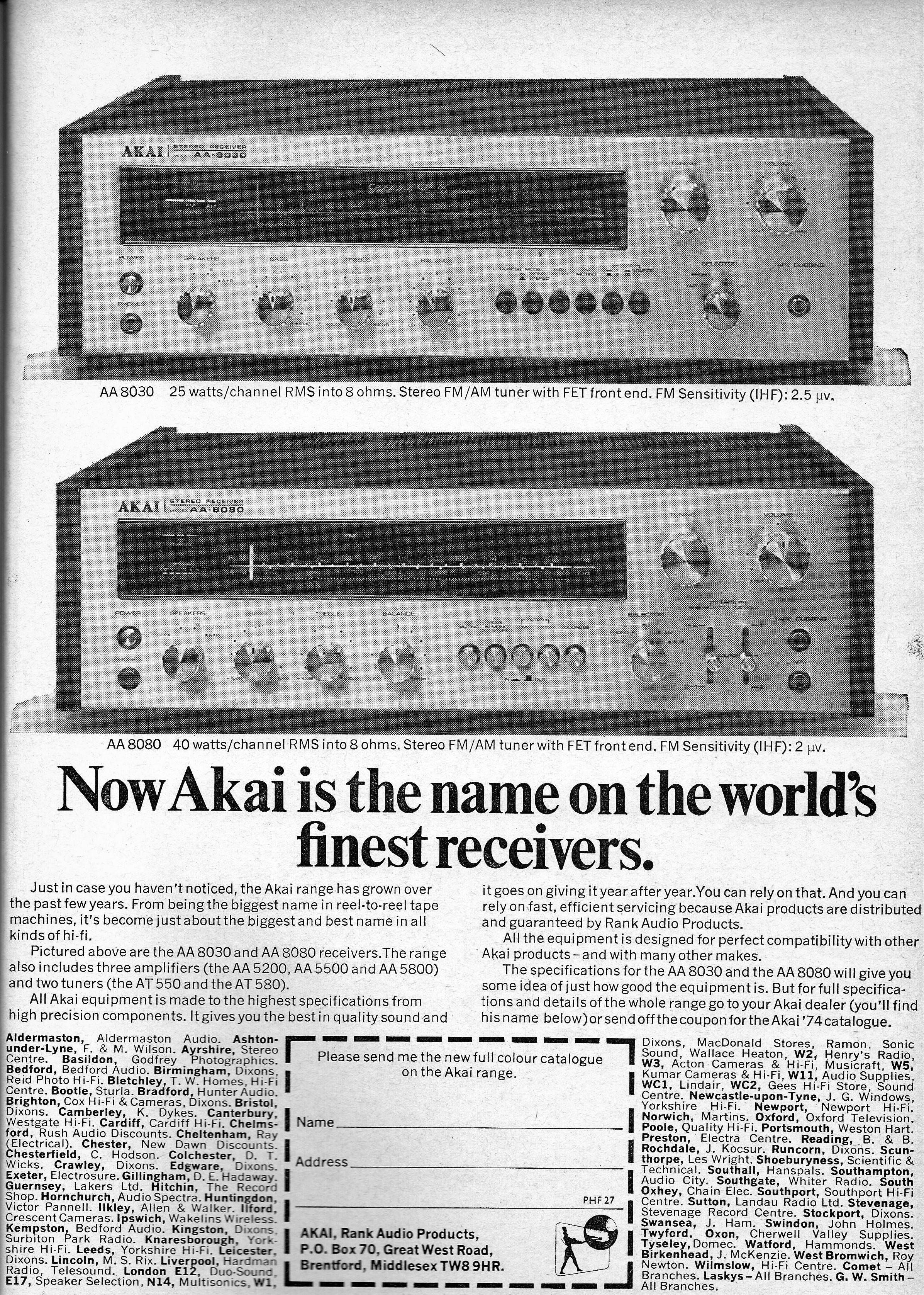 Akai AA8030, AA8080 1974.jpg