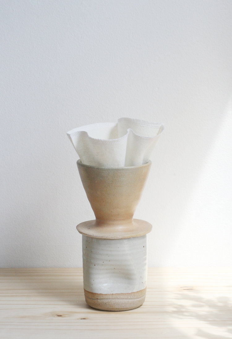 Reusable No. 4 Coffee Filters