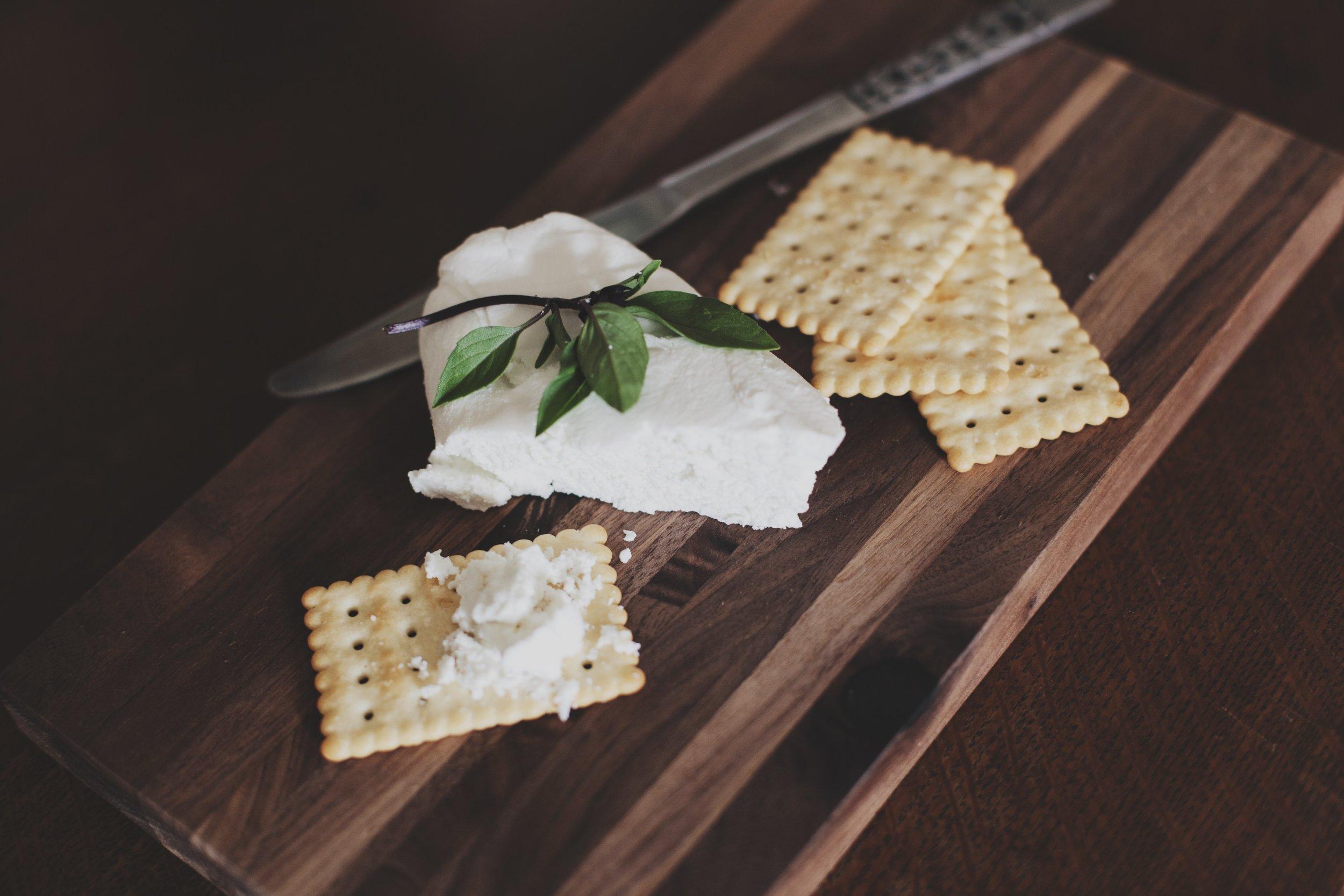 Amaltheia Goat Cheese