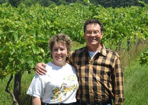 Wine vineyard Vermont