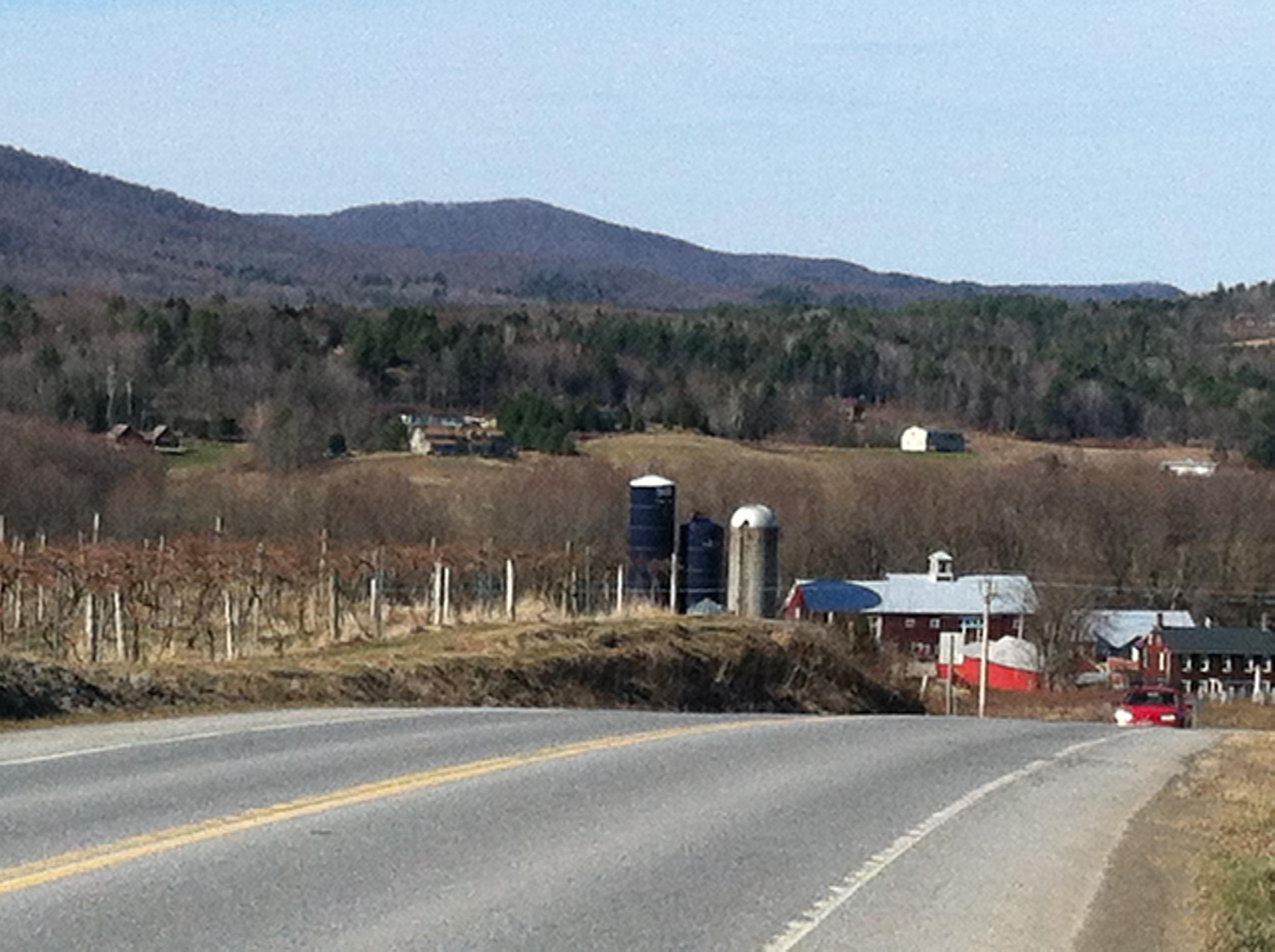 Mountain views Vermont tours