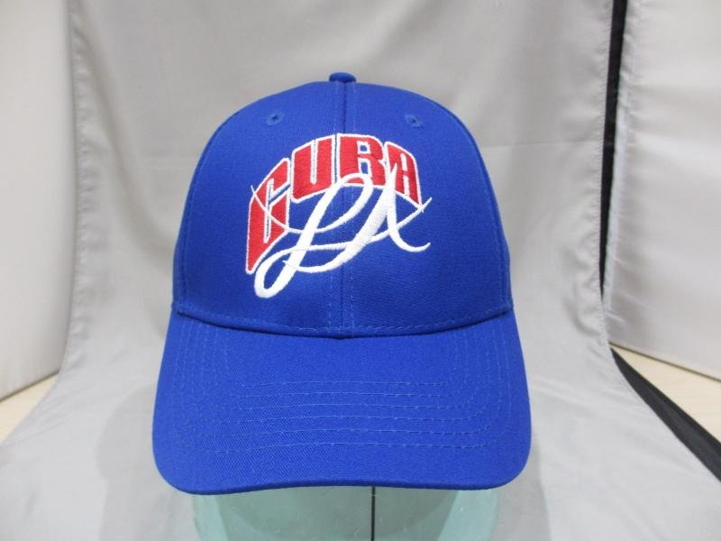 Cuba/LA cap available at HabanaBrandClothing.com