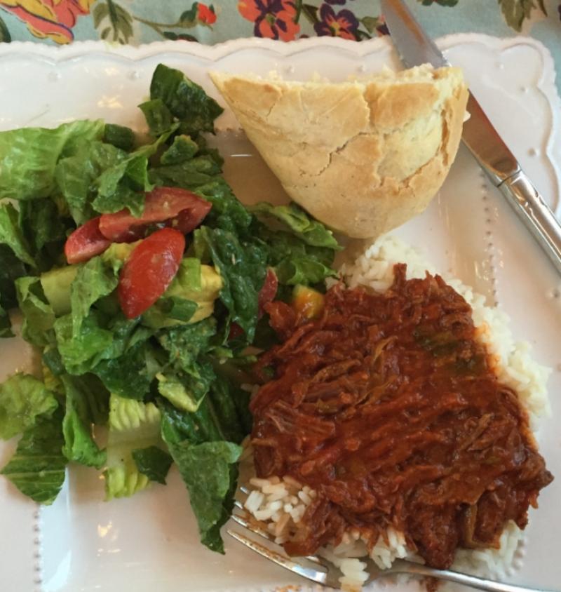 My Big Fat Cuban Family - Carne con Papas Recipe