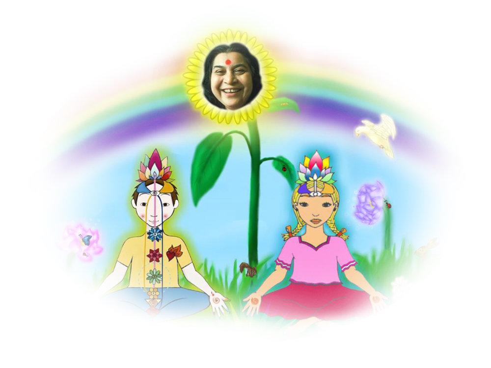 MEDITATION BY KIDS — Mother's Love