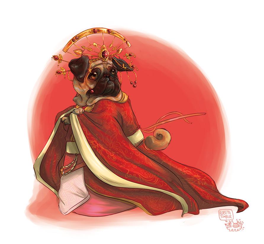 Chinese Pug