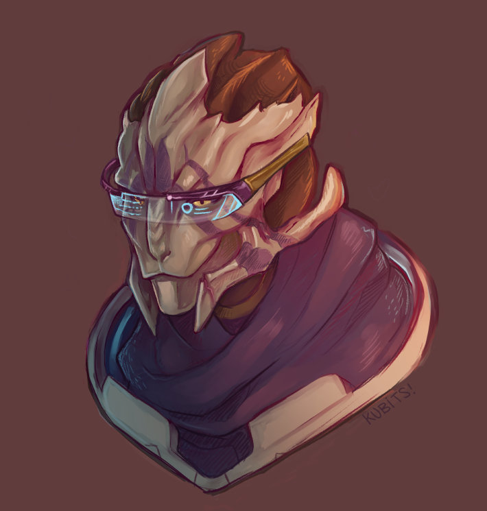 Space Girlfriend: Vetra Nyx
