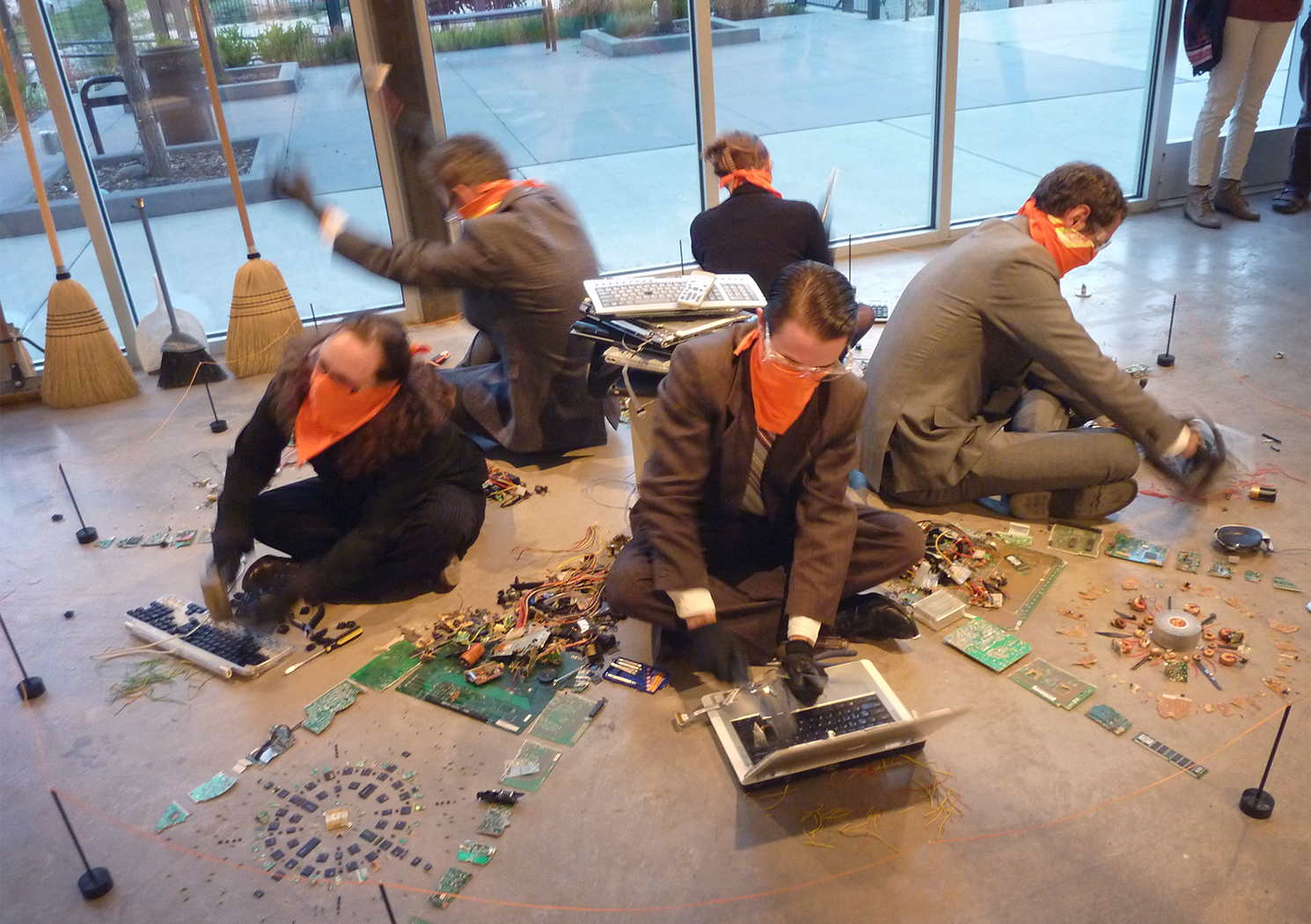 Electronic Disassembly