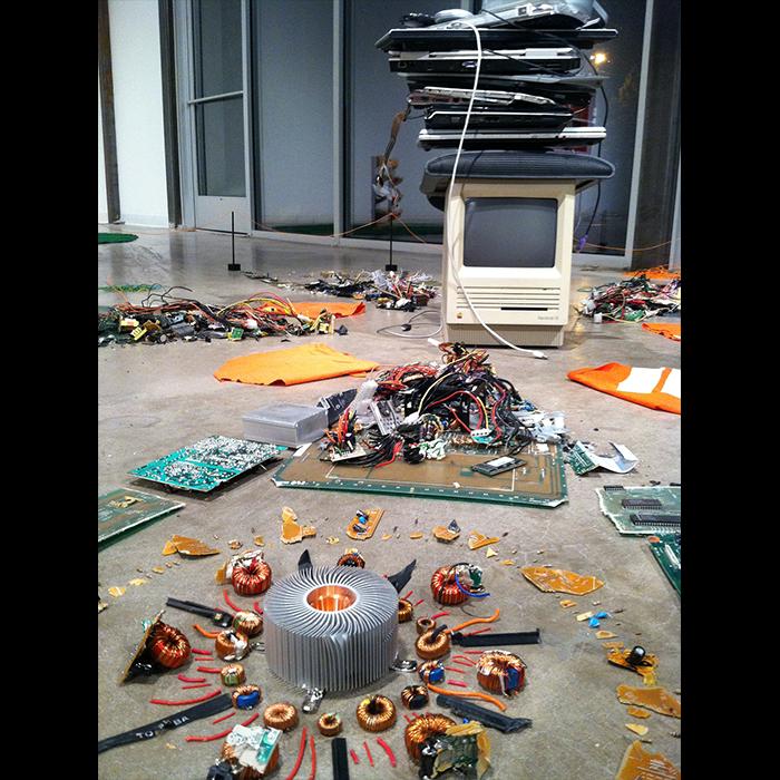Redline Art Center, Denver CO, 2013