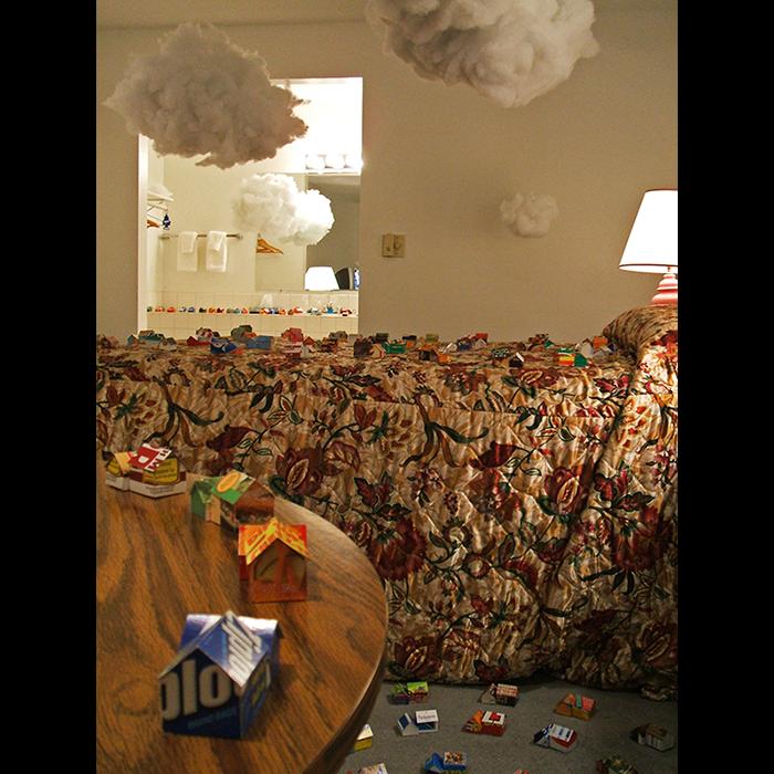 Cougarland Motel, Pullman WA, 2006