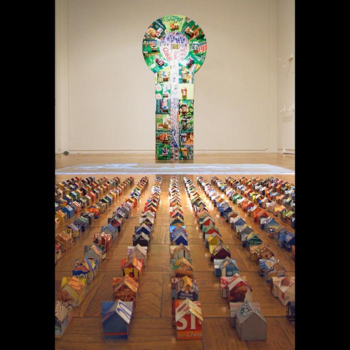 WSU Gallery II, Pullman WA, 2007