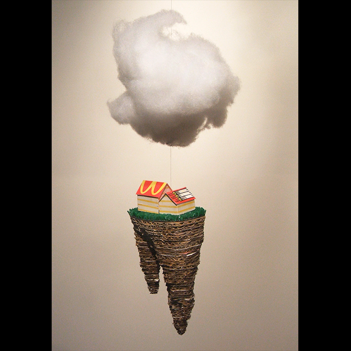 Brickhouse Gallery, Tacoma WA, 2012