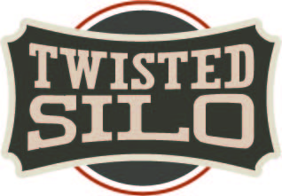 Twisted Silo - A full sized brew under the style of Iowa Farmhouse Ales' Belgian Strong Golden Ale, it is deceptively strong with a sweet base from a huge grain bill. All the Belgian yeast aromatics of our Saison in a turbo charge version.8.6% ABV - 25.9 IBUs